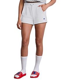 Women's Reverse Weave Shorts