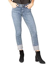 Trendy Plus Size Avery Straight-Leg Jeans