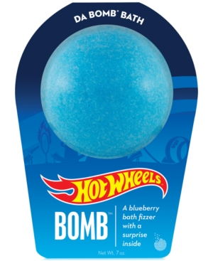 Hot Wheels Blue Bath Bomb