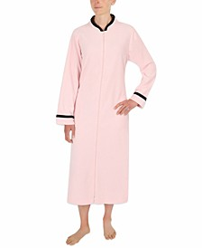 Long Zipper Robe