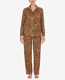 Fleece Packaged Pajama Set