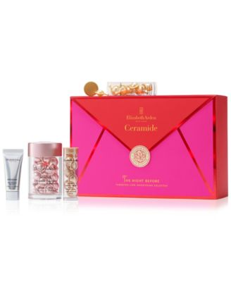 4-Pc. Ceramide The Night Before Targeted Line Smoothing Solution Gift Set