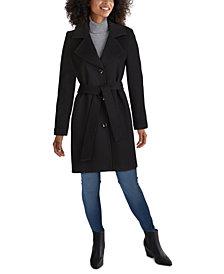 Jones New York Belted Walker Coat