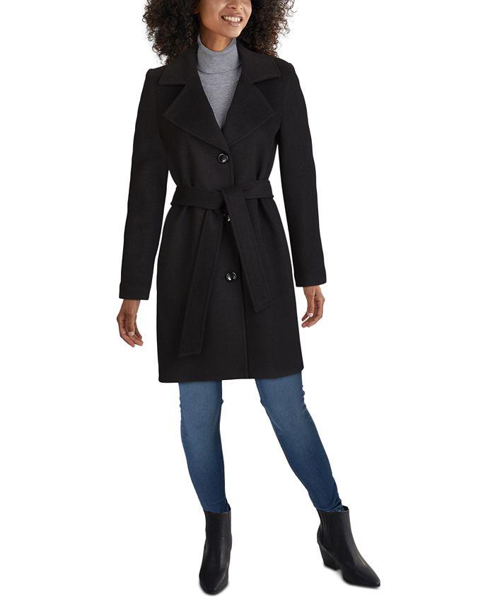 Jones New York - Belted Walker Coat