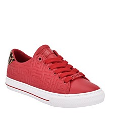 Women's Lodenn Lace-Up Sneakers