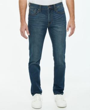 Men's Skinny Fit Maximum Comfort Flexible Denim Jeans