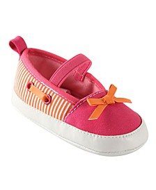 Baby Girls Crib Shoes