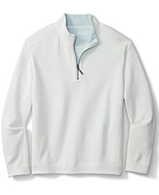 Men's Quarter-Zip Flip Shore Shirt