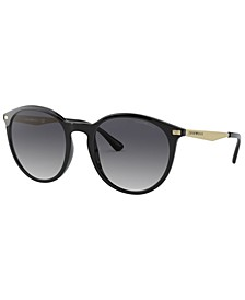 Women's Sunglasses, EA4148 54