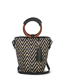 Women's Piacevole Handle Bag