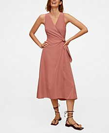 Women's Modal Wrap Dress