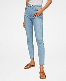 Women's High Waist Skinny Noa Jeans