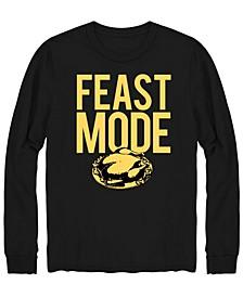 Men's Feast Mode Long Sleeve T-shirt