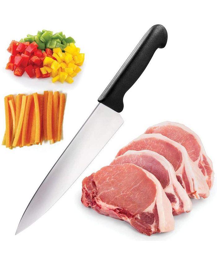 "HomeIT - European 8"" Steel Chef's Knife"