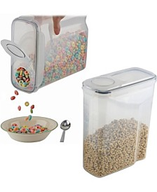 2 Pack Cereal Container