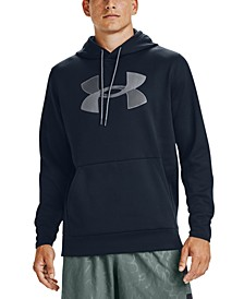 Men's Armour Fleece Big Logo Hood
