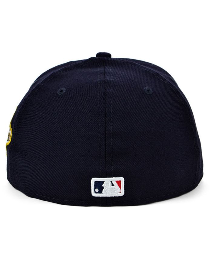 New Era Atlanta Braves World Series Patch 59FIFTY Cap & Reviews - Sports Fan Shop By Lids - Men - Macy's