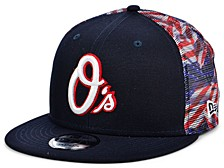 Baltimore Orioles Flag Mesh Back 9FIFTY Cap
