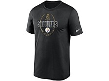 Pittsburgh Steelers Youth Football Icon T-Shirt