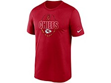 Kansas City Chiefs Youth Football Icon T-Shirt