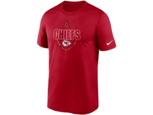 Nike Kansas City Chiefs Youth Football Icon T-Shirt