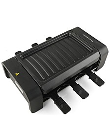 Electric BBQ Grill Nostick Grilling Surface