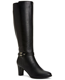 Charter Club Palmaa Dress Boots, Created for Macy's