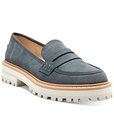 Women's Mckella Lug Sole Loafers