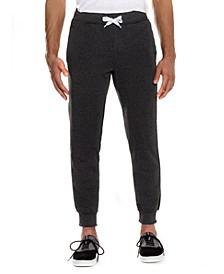 Men's Basic Fleece Jogger Pants