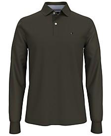 Men's Kent Long Sleeve Polo Shirt