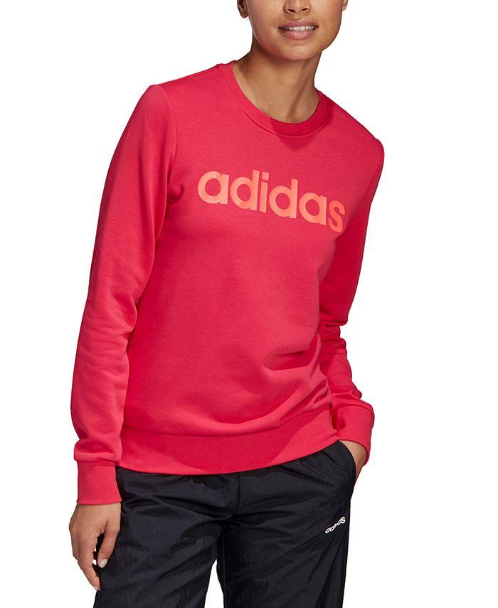 adidas - Essentials Linear Logo Sweatshirt