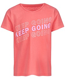 Big Girls Graphic Cotton T-Shirt, Created for Macy's