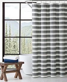 Stones Throw Stripe Shower Curtain