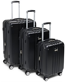 Adventure 3 Piece Hardside Luggage Set
