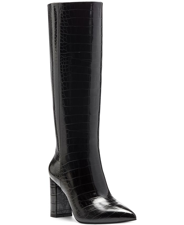 INC International Concepts - Women's Paiton Block-Heel Boots