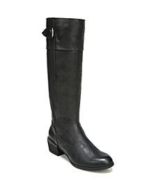 Dusk Wide Calf High Shaft Boots