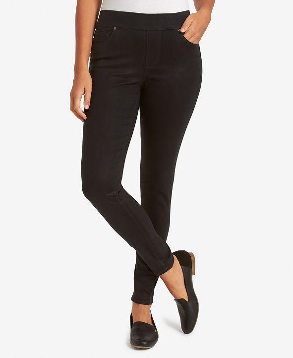 Gloria Vanderbilt Women's Avery Pull On Slim Jeans