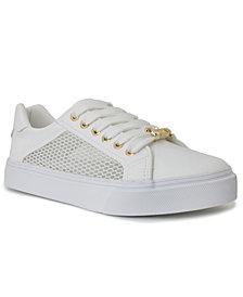Juicy Couture Women's Calli Mesh Sneakers