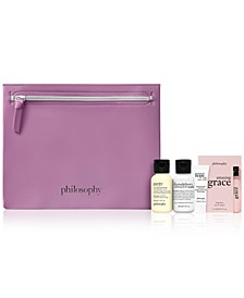 Receive a Free Exclusive 5-PC Gift with any $39 philosophy purchase!