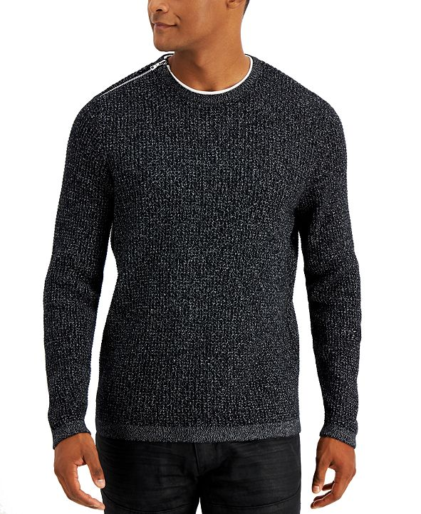 INC International Concepts INC Men's Skater Sweater, Created for Macy's