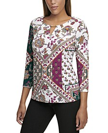 Printed Hardware Keyhole Top