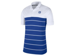 Nike Kentucky Wildcats Men's Striped Polo