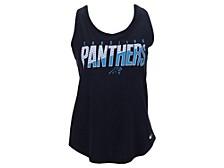 Carolina Panthers Women's Racerback Tank Top