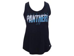 Nike Carolina Panthers Women's Racerback Tank Top
