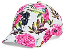 Seattle Mariners Girls Peony Clean Up Cap