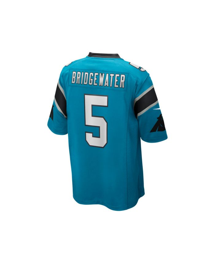 Nike Men's Carolina Panthers Game Jersey Teddy Bridgewater & Reviews - Sports Fan Shop By Lids - Men - Macy's