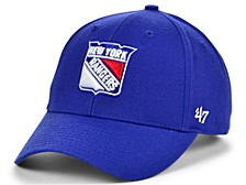 New York Rangers Basic MVP Cap