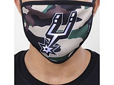 San Antonio Spurs 2pack Face Mask