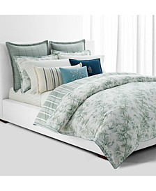 Julianne Toile King Duvet Set