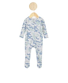 Baby Boys and Girls The Snug Long Sleeve Zip Romper